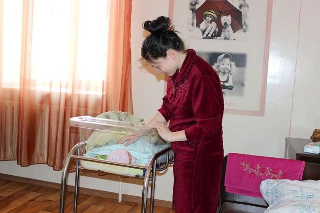 отделение мать и дитя 1