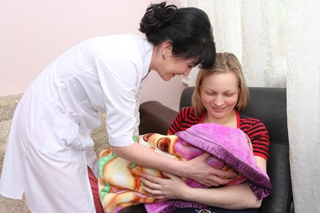 отделение мать и дитя 11